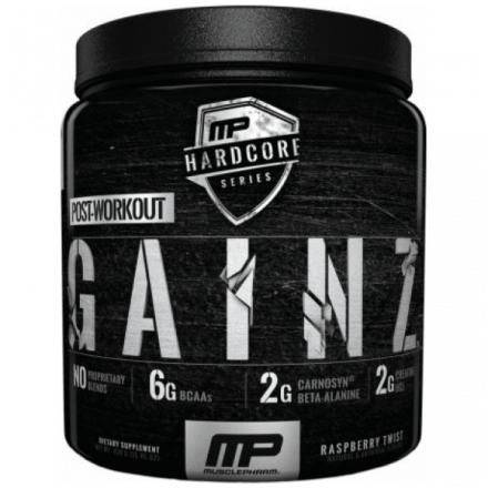 BCAA MusclePharm Gainz