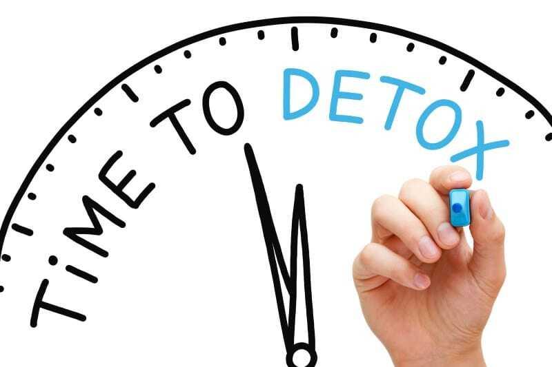 Прочистване на организма и Детоксикация